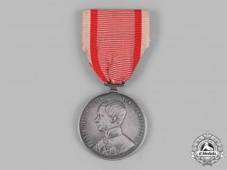 Austria, Empire. A Bravery Medal, I Class Silver Grade, c.1870
