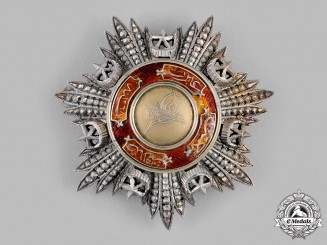 Turkey, Ottoman Empire. An Order of Medjidie, V Class Knight, c.1870