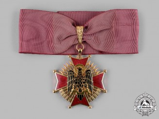 Spain, Franco Period. An Order of Cisneros, Commander c.1970