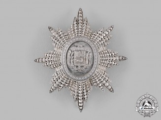 Venezuela, Republic. An Order of the Liberator, III Class Star