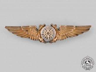 United States. A Naval Navigator Badge, by Amico, c.1940