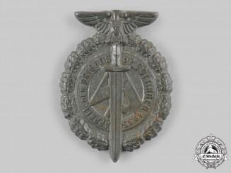 Germany, SA. A 1935 Sturmabteilung (SA) Göttingen Meeting Badge