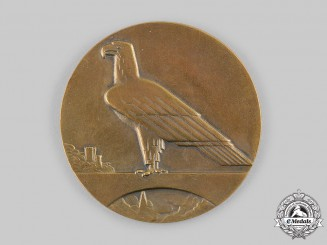 Germany, Weimar Republic. A 1930 Constitution Day Honour Medal