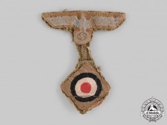 Germany, Heer. An EM/NCO's Cap Eagle and Cockade