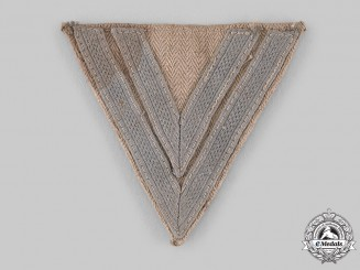 Germany, Luftwaffe. An Obergefreiter's Tropical Rank Chevron