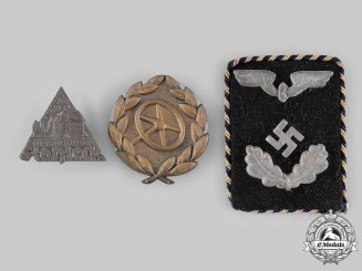 Germany, Third Reich. A Lot of Badges and Insignia