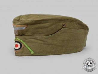 Germany, Heer. A Panzergrenadier EM/NCO's Tropical Overseas Cap, by Clemens Wagner
