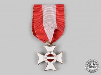 Austria, Imperial. A Military Order of Maria Theresa, Knight (Rothe Copy)