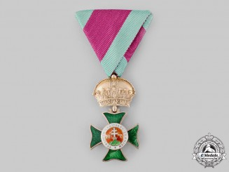 Austria, Imperial. An Order of St. Stephen, Knight (Collectors Copy)