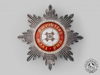 Württemberg, Kingdom. An Order of the Württemberg Crown, Grand Cross Star (Rothe Copy)