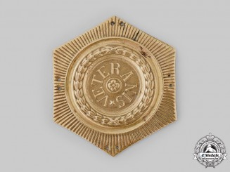 Austria, Imperial. A Military Veterans Shield (Collectors Copy)