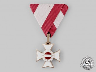 Austria, Imperial. A Military Order of Maria Theresia, Knight (Collectors Copy)