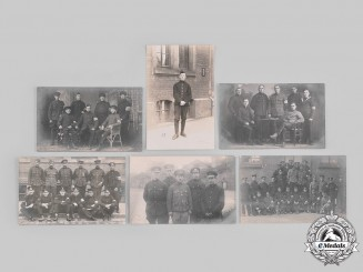Germany, Imperial. A Lot of Stuttgart POW Camp Postcards Featuring Canadian Prisoners