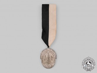 Germany, Weimar Republic. A Prussian Veterans Association 25-Year Honour Medal
