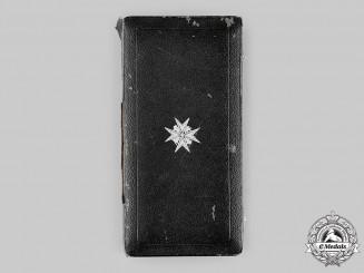 United Kingdom. An Order of St. John, Knight of Grace Set Case, c.1918