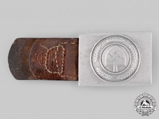 Germany, RAD. A Labour Service (RAD) EM/NCO's Belt Buckle by Hermann Aurich