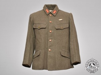 Japan, Imperial. An Sergeant Major's M98 Tunic, c.1944