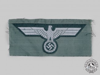 Germany, Heer. An EM/NCO's Tunic Breast Eagle