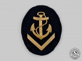 Germany, Kriegsmarine. An EM/NCO's Deck Hand Insignia