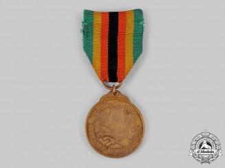 Zimbabwe, Republic. An Independence Medal 1980, Bronze Grade