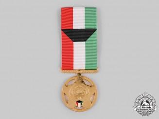 Kuwait, State. A Kuwait Liberation Medal 1991, III Class