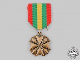 Zaire, Republic. An Order of Civil Merit, III Class