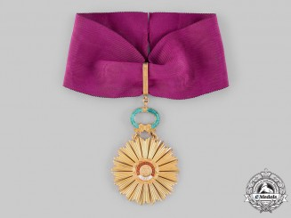 Peru, Republic. An Order of the Peruvian Sun, Commander, c.1960
