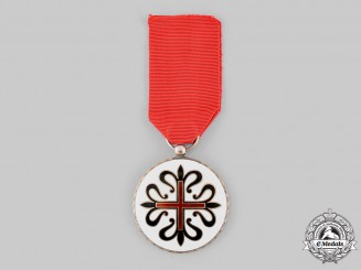 Spain, Kingdom. A Royal and Military Order of our Lady of Montesa, Knight, c.1940