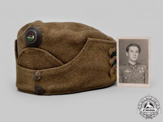 Hungary, Kingdom. A Rare 1st Parachute Battalion Group to András Kiss