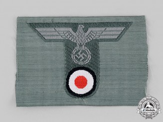 Germany, Heer. A Heer M43 Field Cap Insignia