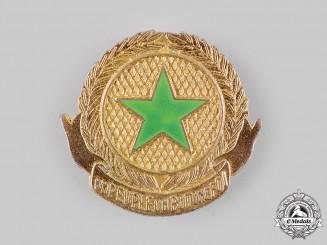 Senegal, Republic. An Army Beret Badge