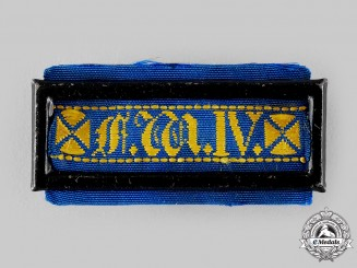 Prussia, Kingdom. A Landwehr Long Service Clasp, II Class