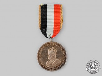 Germany, Imperial. An 1896 Kyffhäuser Monument Dedication Medal