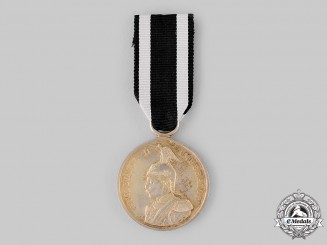 Germany, Imperial. A Warrior Merit Medal, Museum Exhibition Example