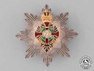 Austria, Imperial. An Order of Franz Joseph, Commander with Lower War Decoration (Rothe Copy)