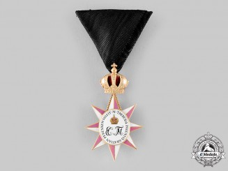 Austria, Imperial. An Order of Elisabeth and Theresia, Knight's Cross (Rothe Copy)