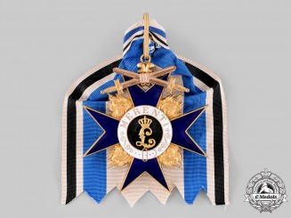 Bavaria, Kingdom. An Order of Military Merit, Grand Cross with Swords (Collector Copy)