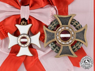 Austria, Imperial. A Military Order of Maria Theresa, Grand Cross (Collectors Copy)