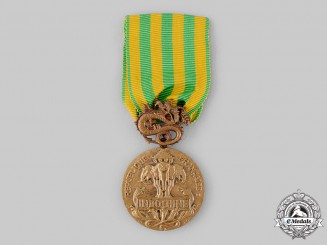 France, IV Republic. An Indochina Campaign Medal, c.1955
