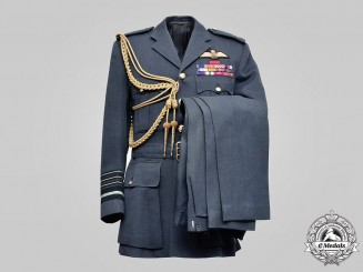 United Kingdom. An RAF Service Uniform to an Air Chief Marshal, c.1960