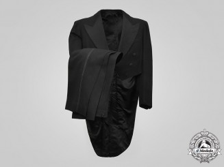Canada, Dominion. The Evening Jacket of Legendary Ace & Air Marshal Billy Avery Bishop, VC