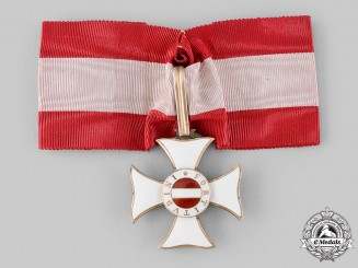 Austria, Imperial. A Military Order of Maria Theresa, Commander (Rothe Copy)