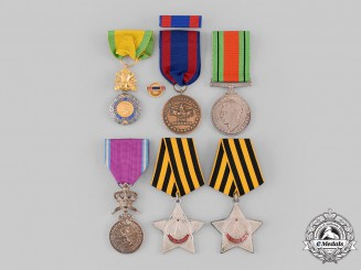 International. A Lot of Medals & Awards (Collectors Copies)