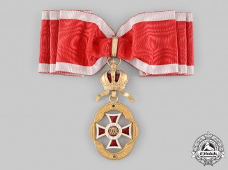 Austria, Empire. An Imperial Order of Leopold, Decoration for Officials of the Order (Rothe Copy)