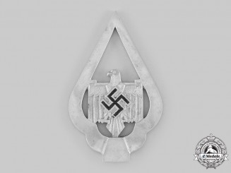 Germany, NSRL. A National Socialist League of the Reich for Physical Exercise (NSRL) Flag Pole Finial