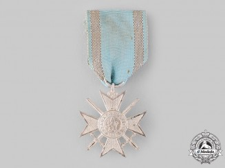 Bulgaria, Kingdom. A Military Order for Bravery, IV Class Soldier's Cross for Bravery, c. 1915