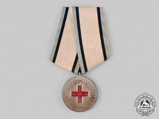 Estonia, Republic. A Red Cross Medal