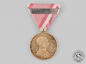 Austria, Empire. A Gold Bravery Medal, Second Award, c.1916