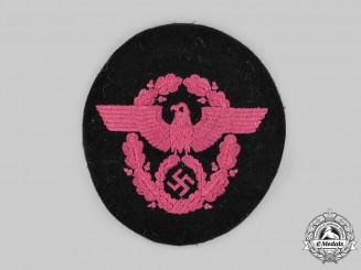 Germany, Feuerschutzpolizei. A Sleeve Insignia