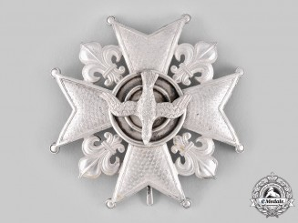 France, II Empire. An Order of the Holy Spirit Star, c.1850
